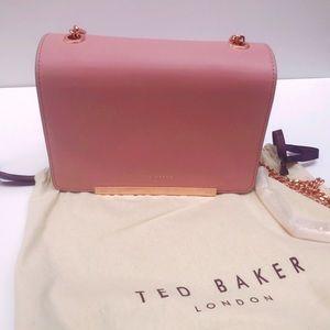 Ted Baker Rainbow Gusset Crossbody Bag (NWT)